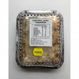 Lasagna Jaiba Camarón 400 grs