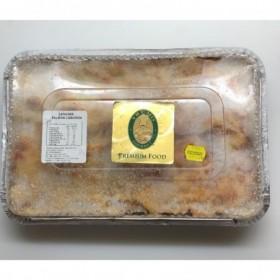 Lasagna Salmón Camarón 1800...